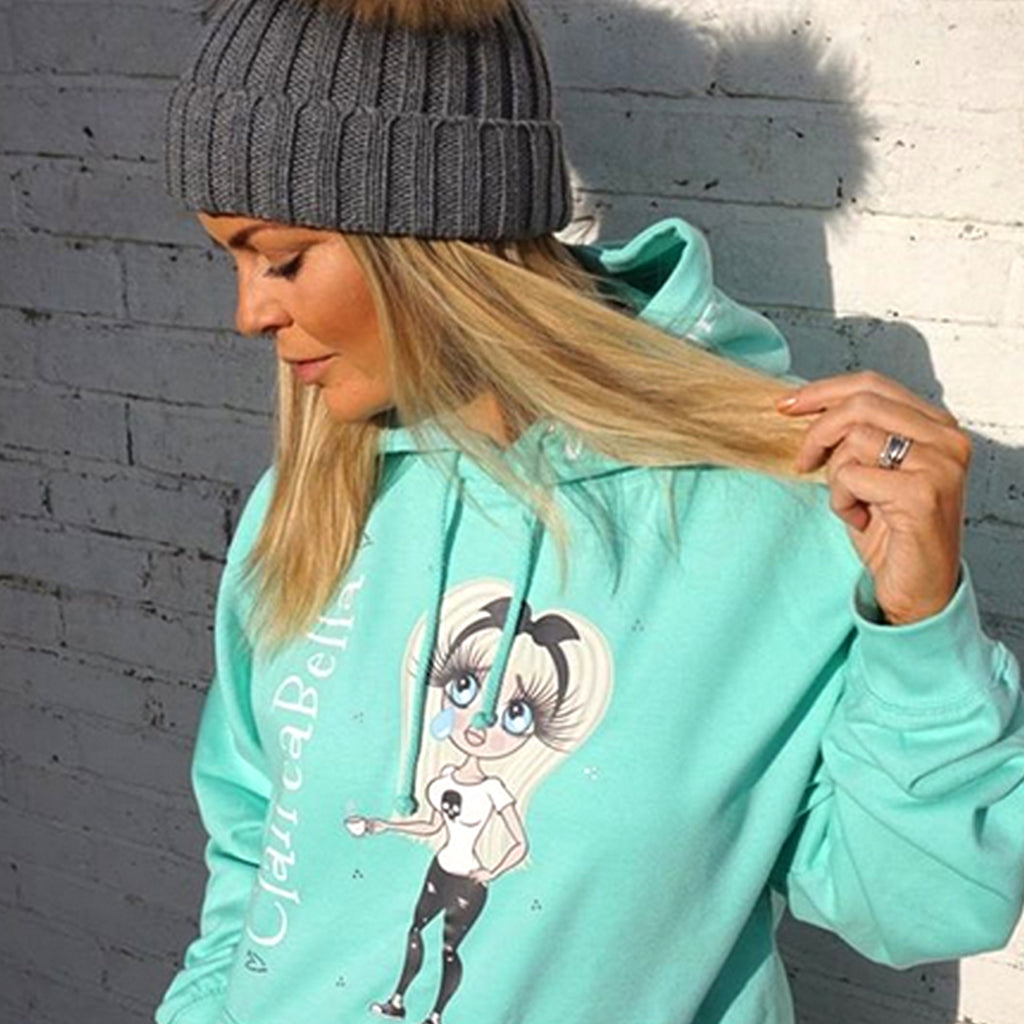 ClaireaBella Adult Hoodie