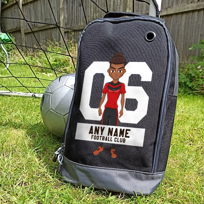 MySwag Boys Player Number Boot Bag - Image 1