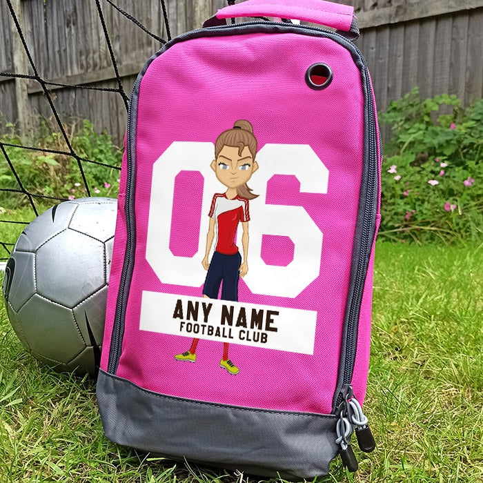 MySwag Girls Player Number Boot Bag - Image 1