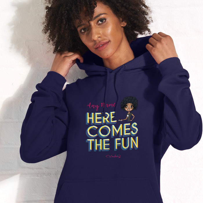 ClaireaBella The Fun Hoodie
