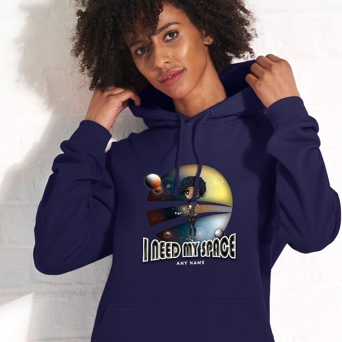 ClaireaBella Need Space Hoodie - Image 1