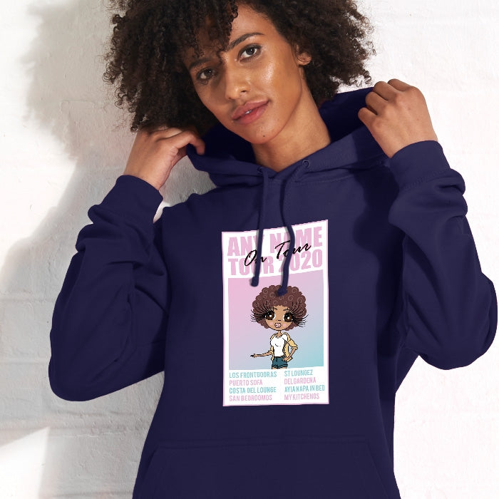 ClaireaBella Home On Tour Hoodie - Image 1