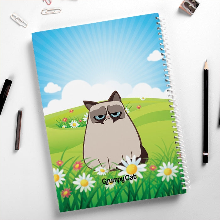 Grumpy Cat Happiness Hardback Notebook - Image 4
