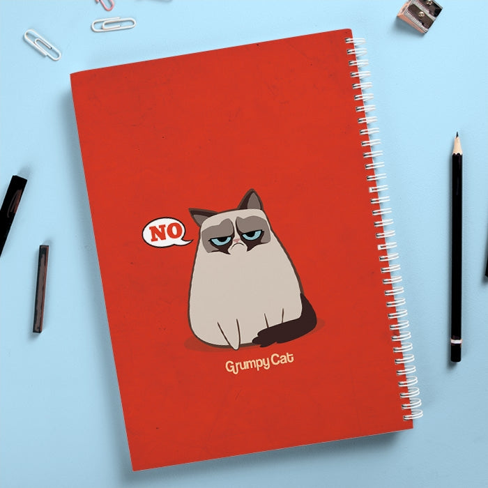 Grumpy Cat Believe Hardback Notebook - Image 4