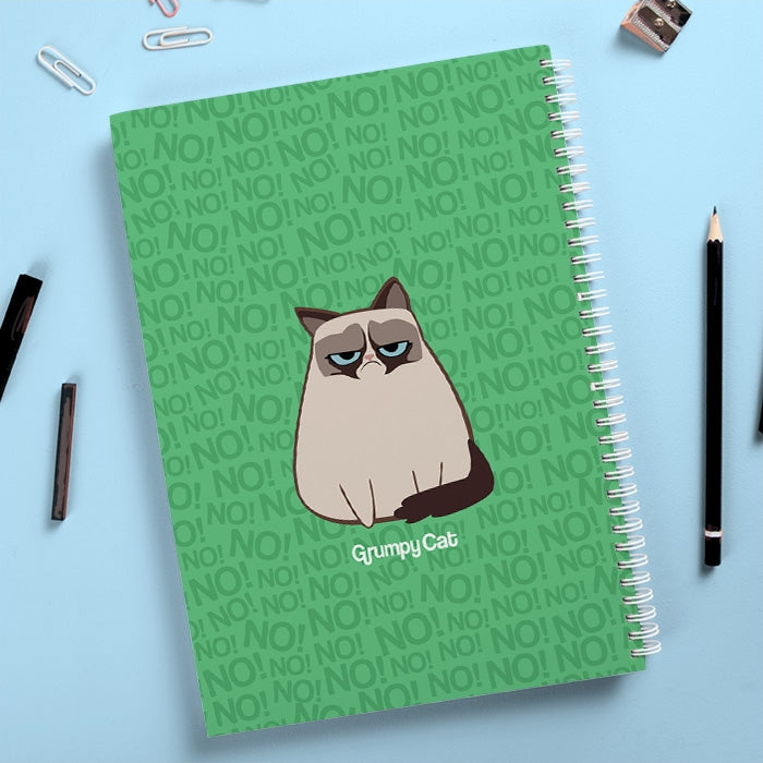 Grumpy Cat No Hardback Notebook - Image 4