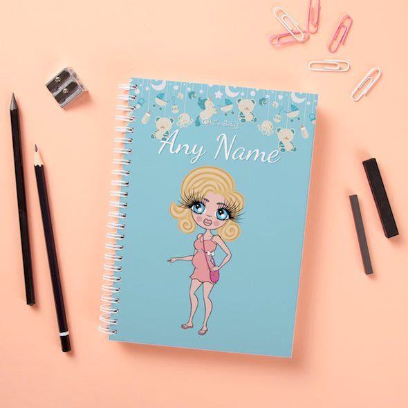 ClaireaBella Hardback Notebook - Mum To Be - Image 2
