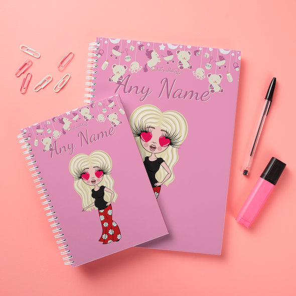 ClaireaBella Hardback Notebook - Mum To Be - Image 5
