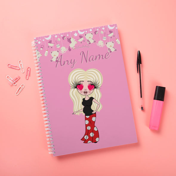 ClaireaBella Hardback Notebook - Mum To Be - Image 1