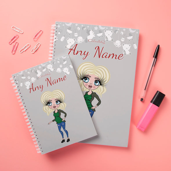 ClaireaBella Hardback Notebook - Mum To Be - Image 4