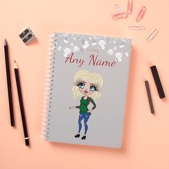 ClaireaBella Hardback Notebook - Mum To Be - Image 3
