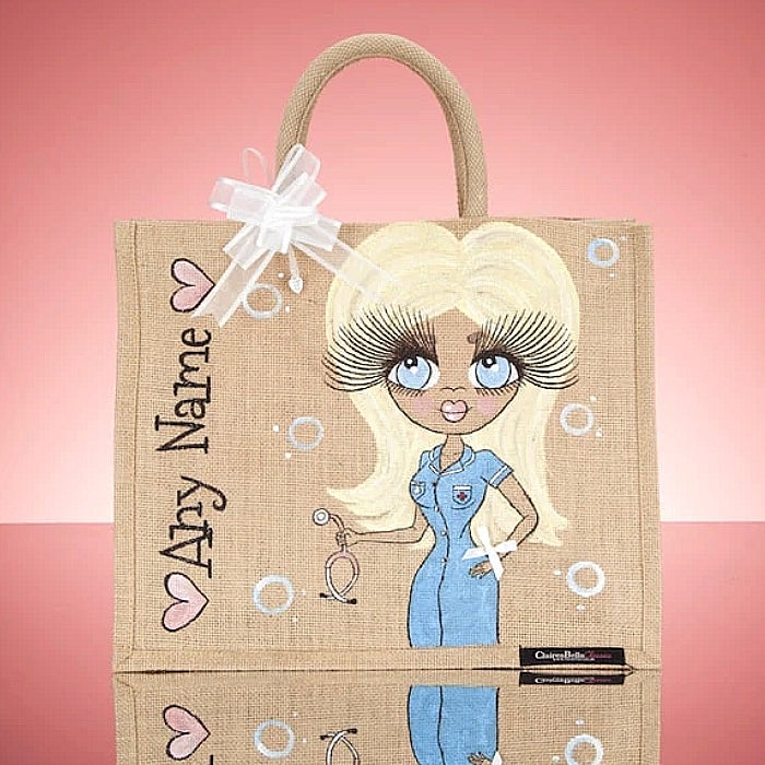 ClaireaBella Midwife Jute Bag - Large - Image 1