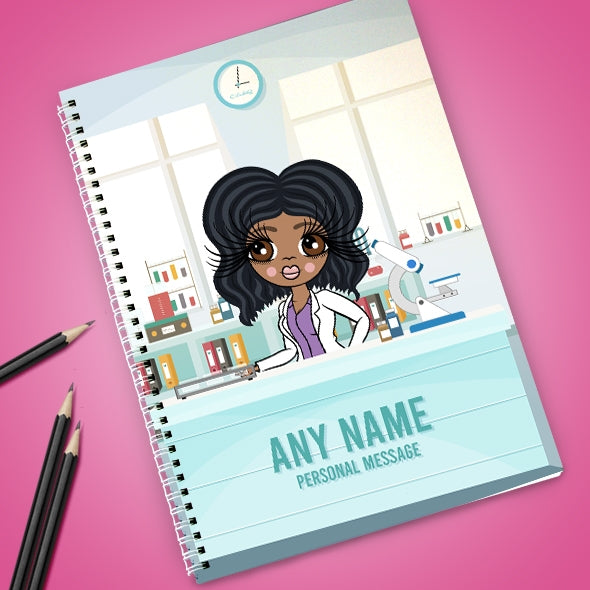 ClaireaBella Lab Tech Notebook - Image 1
