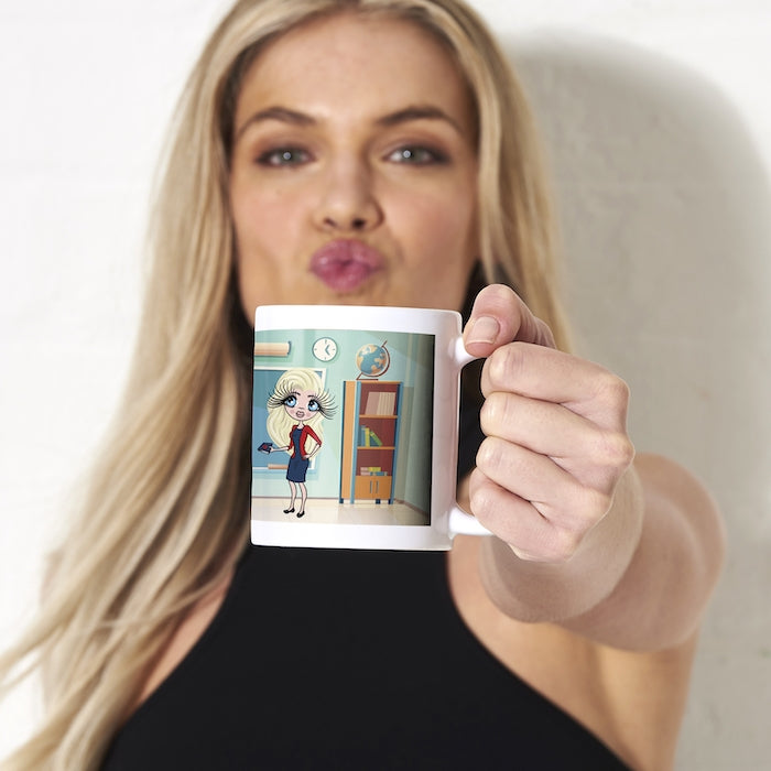 ClaireaBella Class Room Mug - Image 1