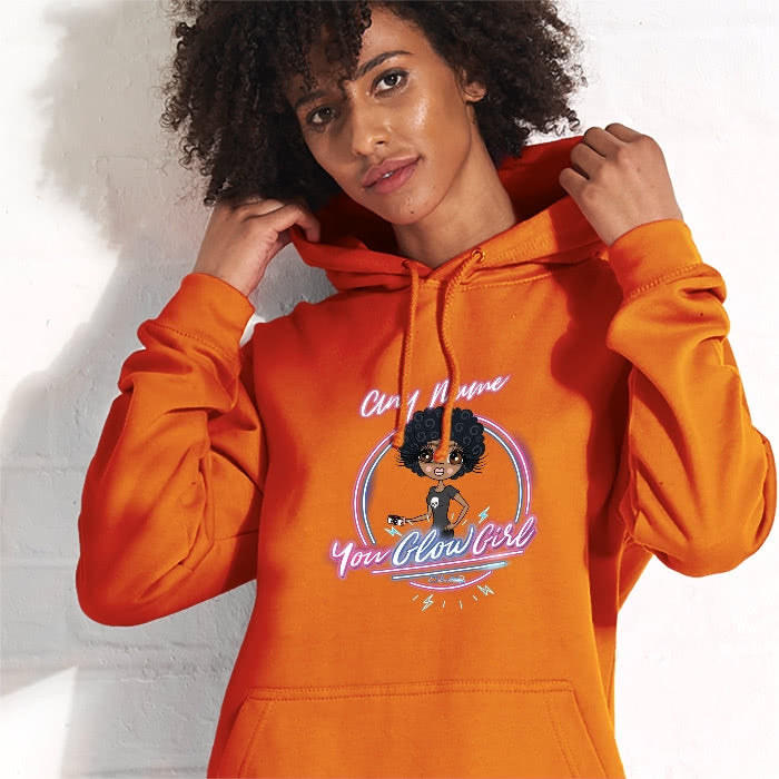 ClaireaBella You Glow Girl Hoodie - Image 9