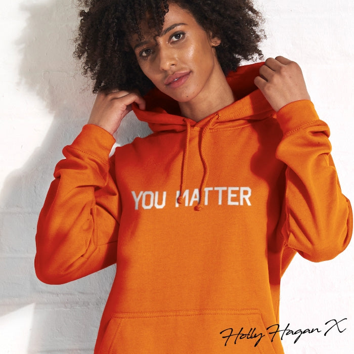 Holly Hagan X You Matter Hoodie - Image 7