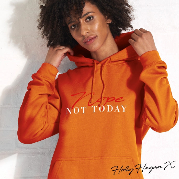 Holly Hagan X Nope Not Today Hoodie - Image 3