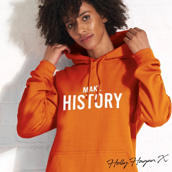 Holly Hagan X Make History Hoodie - Image 6