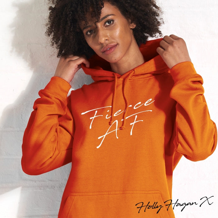 Holly Hagan X Fierce A.F Hoodie - Image 3