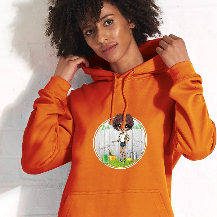 ClaireaBella Garden Staycation Hoodie - Image 1