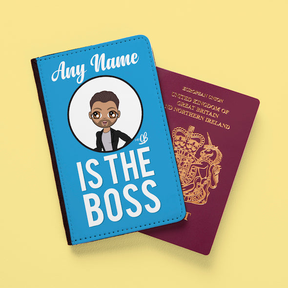 MrCB The Boss Passport Cover - Image 2