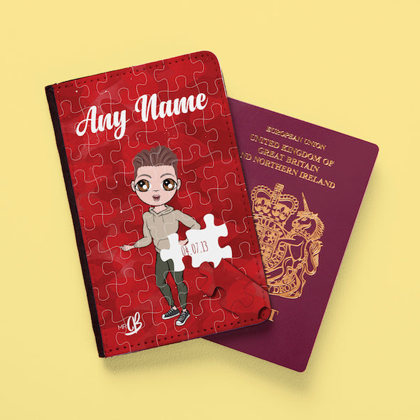 MrCB Piece Of Me Passport Cover - Image 2