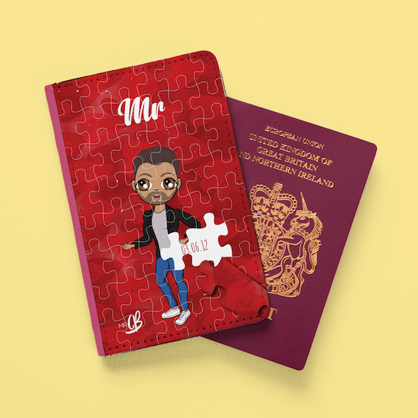 MrCB Piece Of Me Passport Cover - Image 1