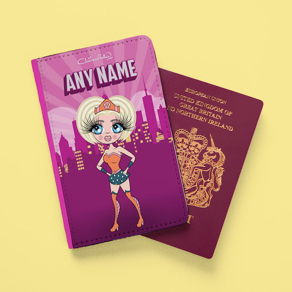 ClaireaBella WonderMum Passport Cover - Image 1