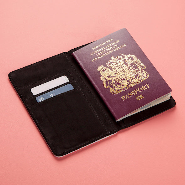 ClaireaBella Hologram Passport Cover - Image 4