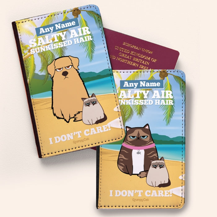 Grumpy Cat Sunkissed Passport Cover - Image 2