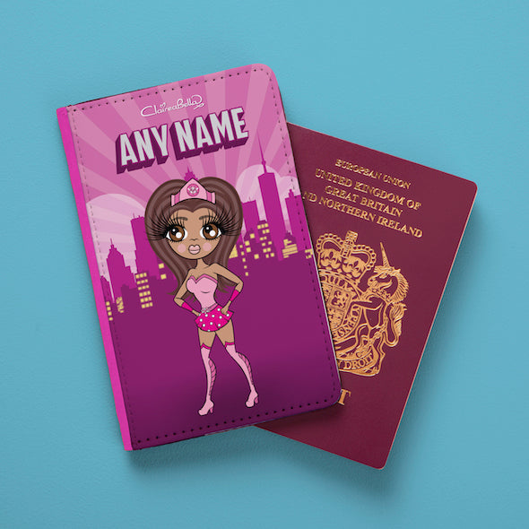 ClaireaBella WonderMum Passport Cover - Image 2