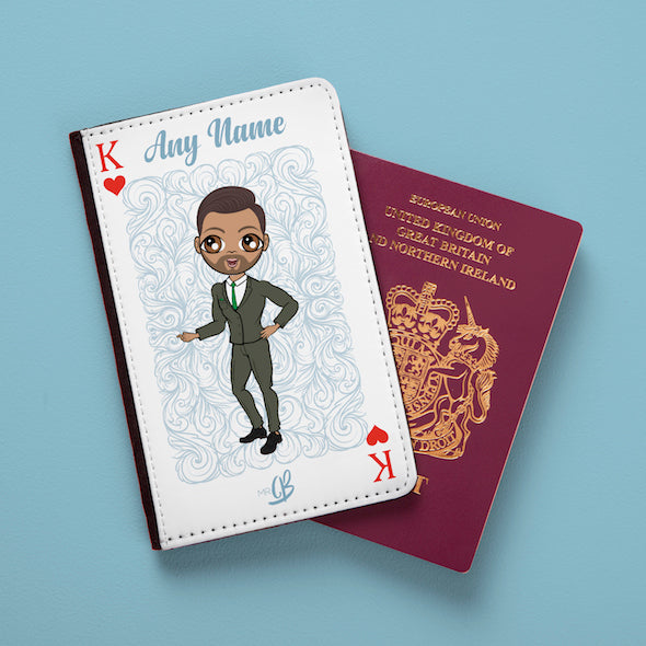 MrCB King of Hearts Passport Cover - Image 2