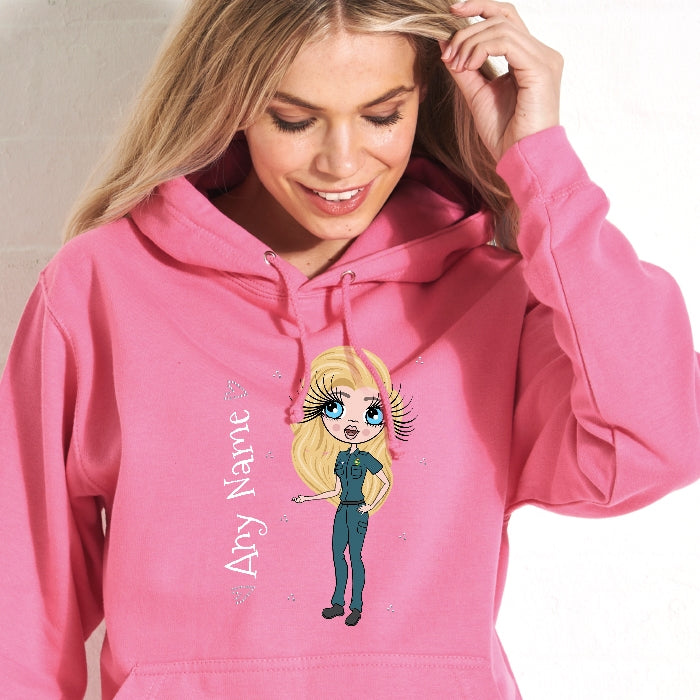 ClaireaBella Paramedic Hoodie - Image 1