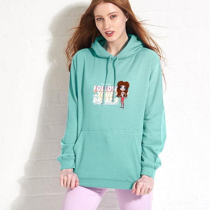 ClaireaBella Follow Your Dreams Hoodie - Image 2