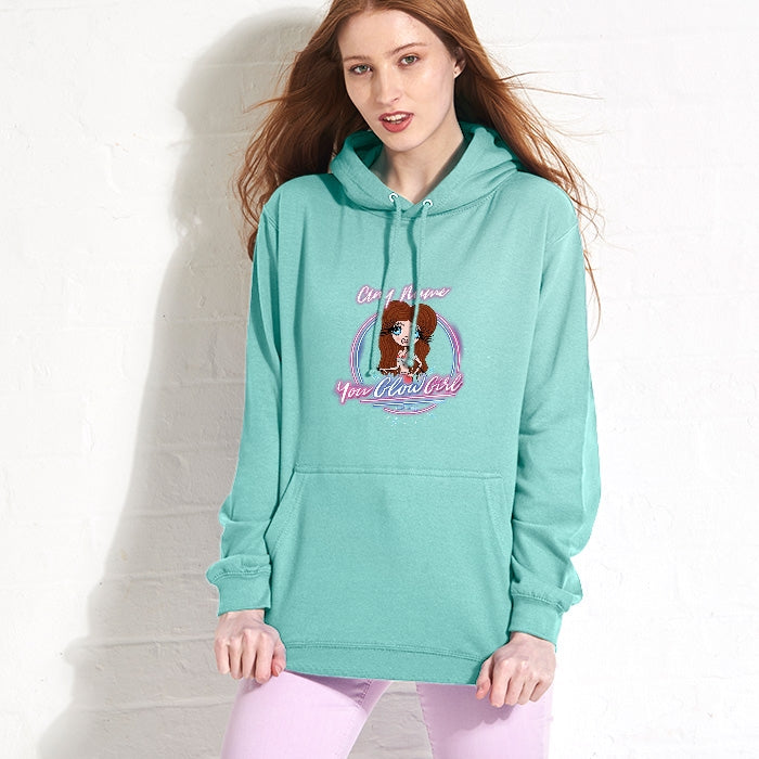 ClaireaBella You Glow Girl Hoodie - Image 6
