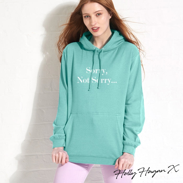 Holly Hagan X Not Sorry Hoodie - Image 7