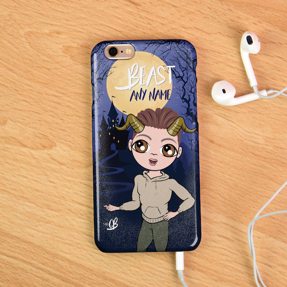 MrCB Personalised The Beast Phone Case - Image 2