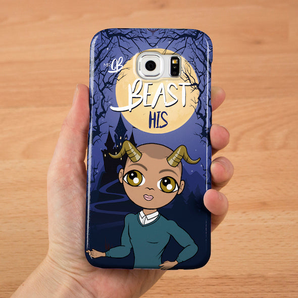 MrCB Personalised The Beast Phone Case - Image 3