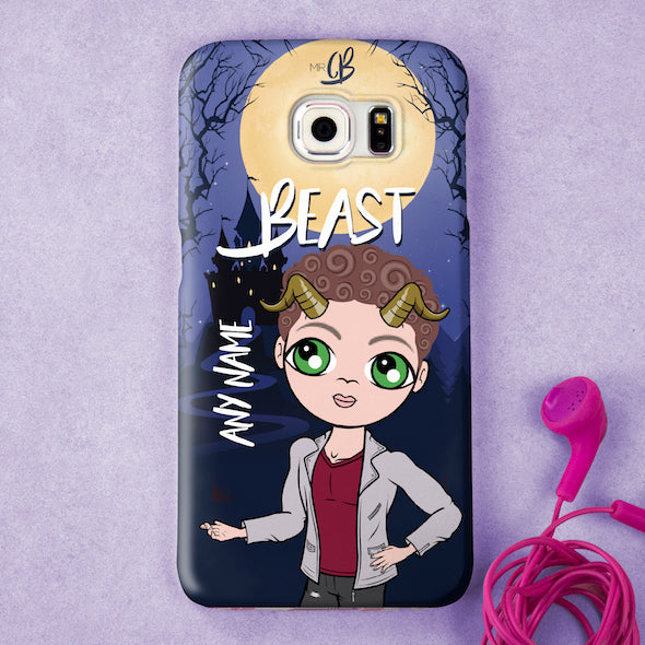 MrCB Personalised The Beast Phone Case - Image 1