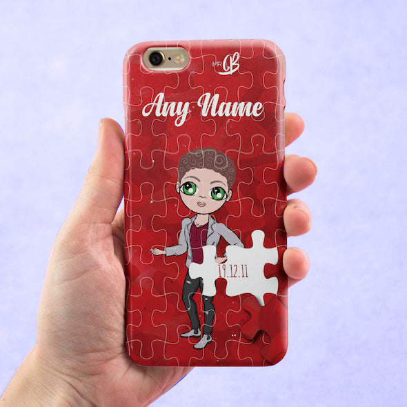 MrCB Piece of Me Phone Case - Image 3