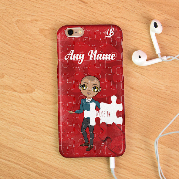 MrCB Piece of Me Phone Case - Image 2