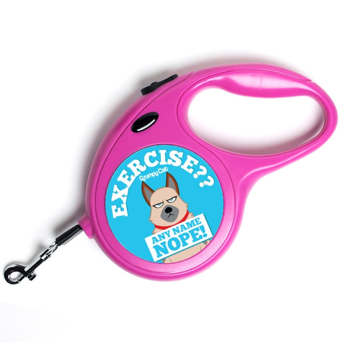 Grumpy Cat Exercise? Dog Lead - Image 1