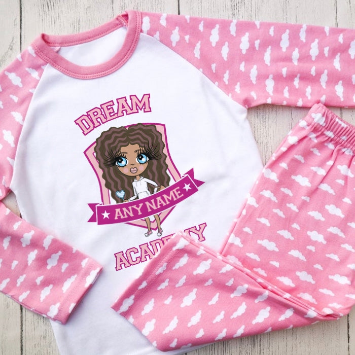 ClaireaBella Girls Dream Academy Pyjamas - Image 1