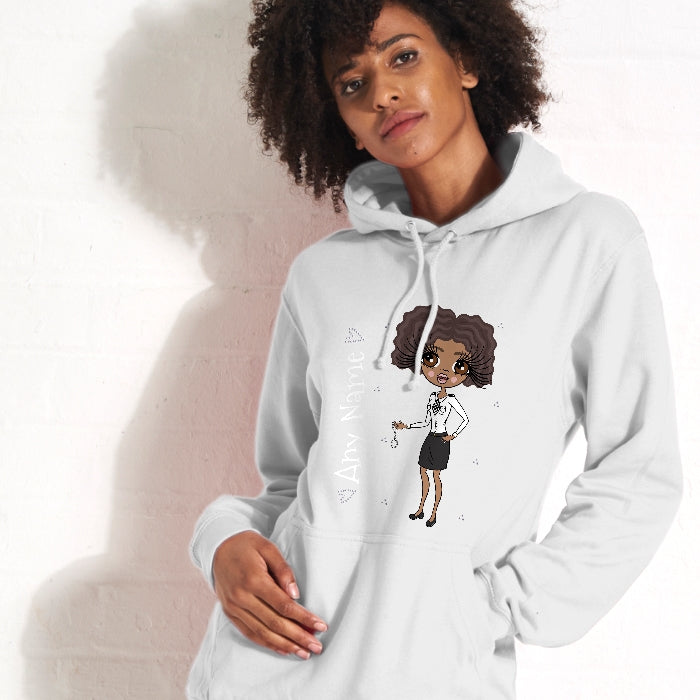 ClaireaBella Police Hoodie - Image 1