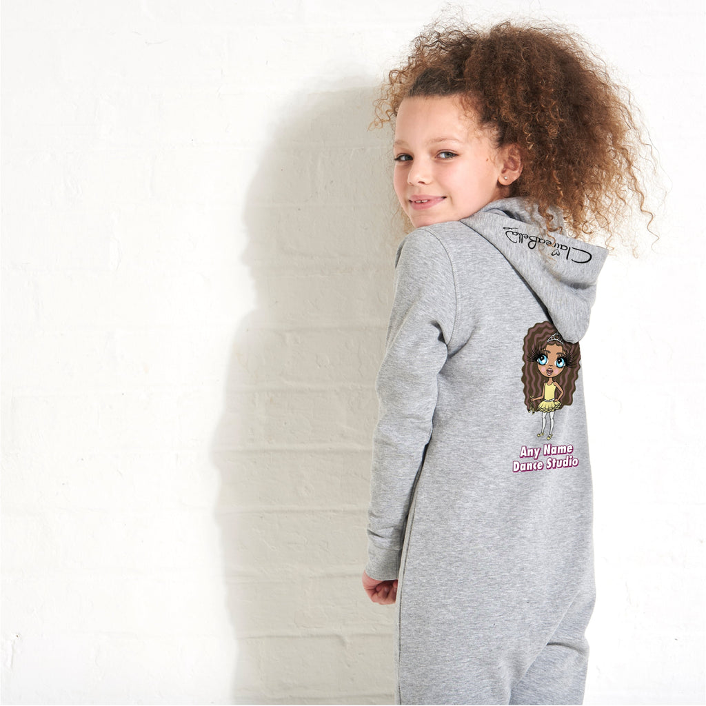 ClaireaBella Girls Dance Club Onesie - Image 3