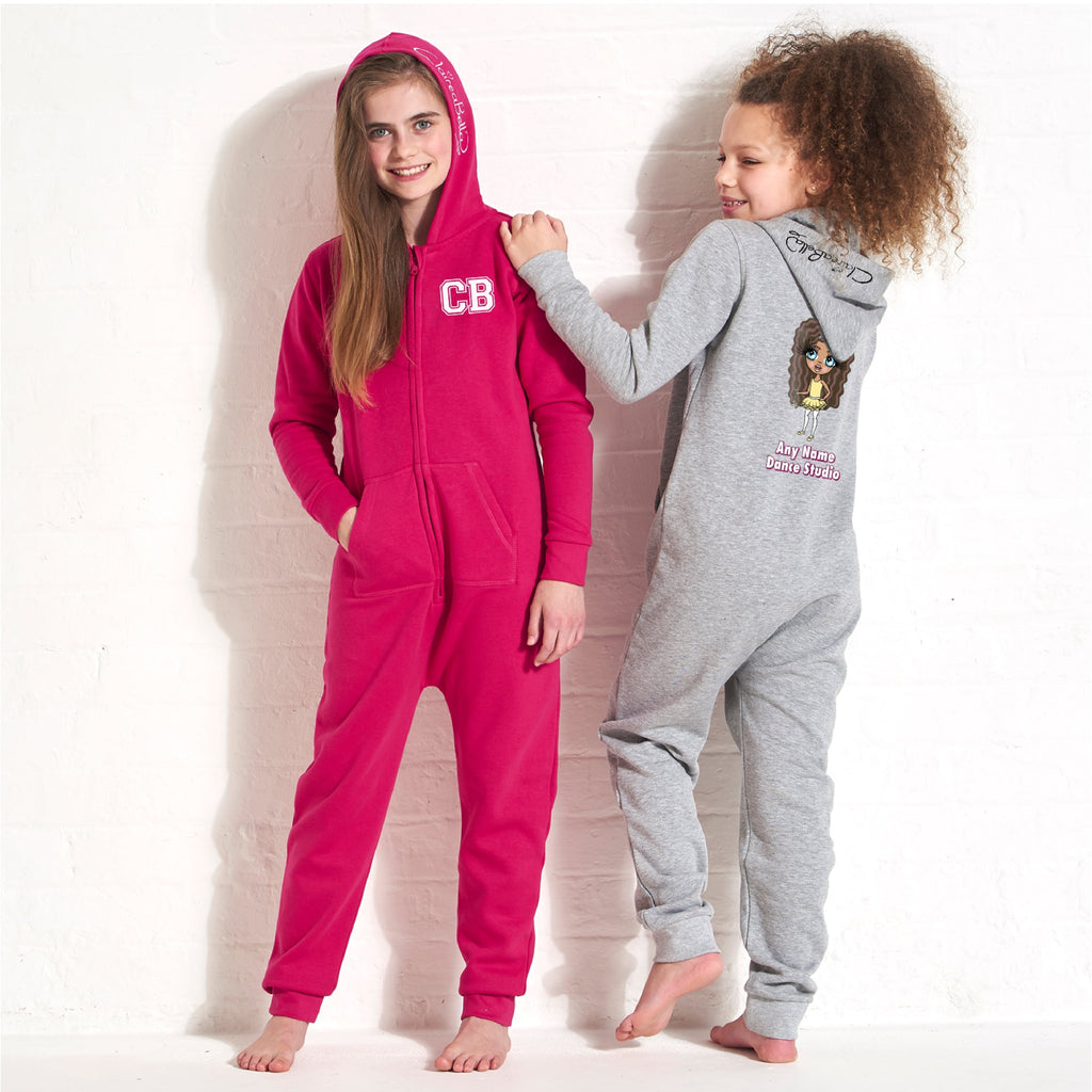 ClaireaBella Girls Dance Club Onesie - Image 4