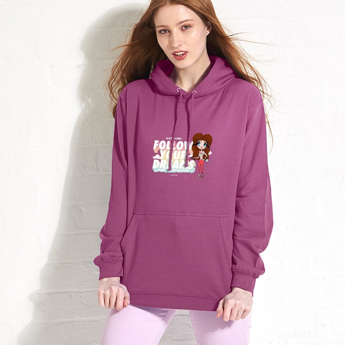 ClaireaBella Follow Your Dreams Hoodie - Image 3