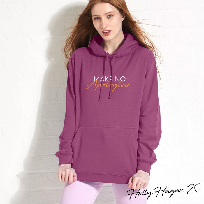 Holly Hagan X No Apologies Hoodie - Image 4