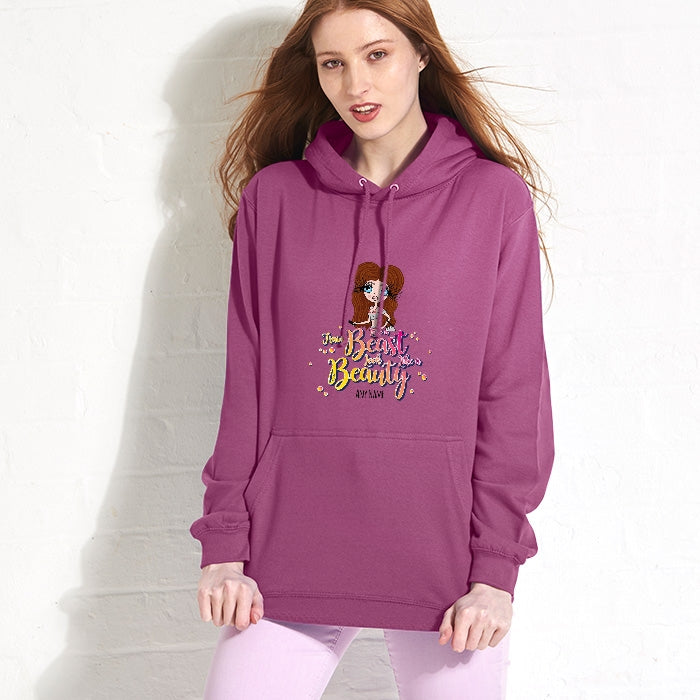 ClaireaBella Beauty Hoodie - Image 6