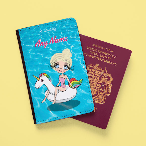 ClaireaBella Pool Side Passport Cover - Image 2