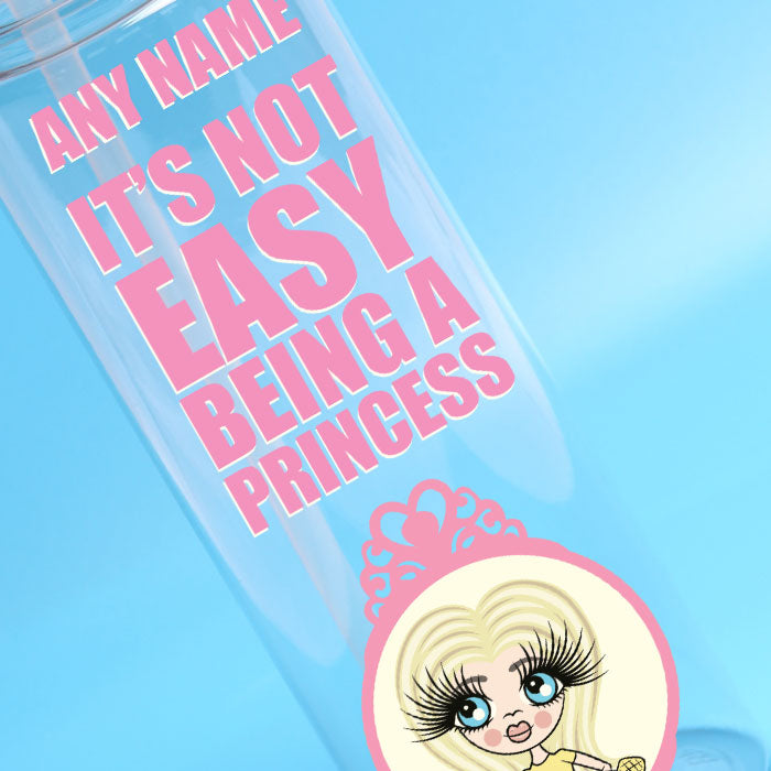 ClaireaBella Girls Princess Water Bottle